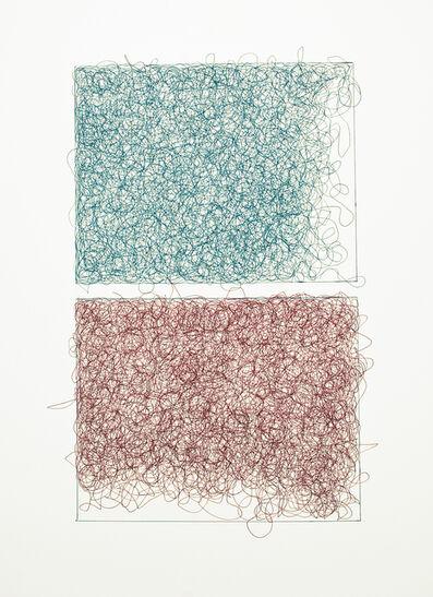 Hideyo Okamura, 'Two Lines Each', 2020