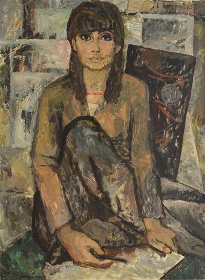 Vadim Semenovich Velichko, 'Painter', 1972