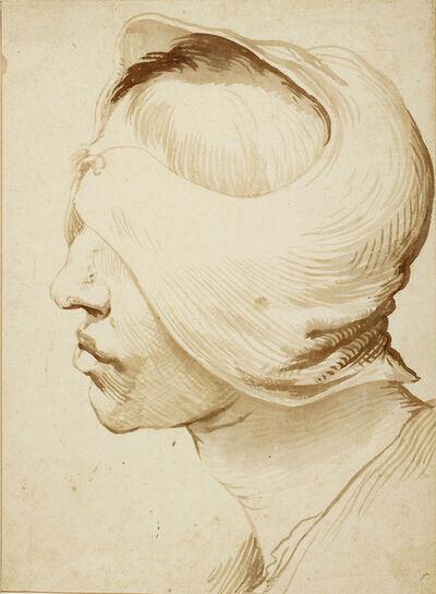 Jusepe de Ribera, 'Kopf mit Verband', ca. 1630
