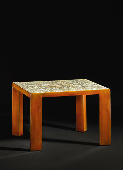 Jean Dunand, 'An Important Coffee Table', circa 1925