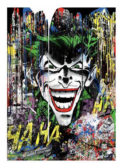 Mr. Brainwash, 'Joker', ca. 2020