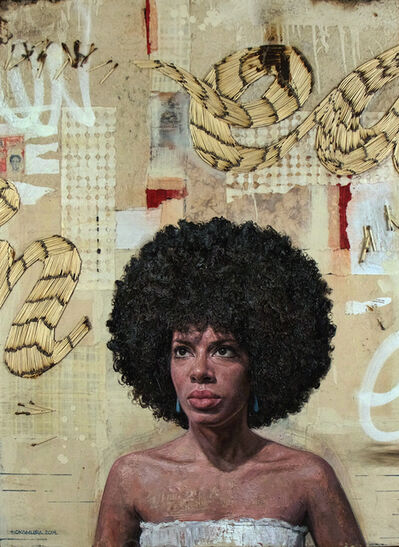 Tim Okamura, 'From Spark Comes Light', 2017