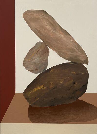 Garance Vallée, 'Rock Balance', 2021