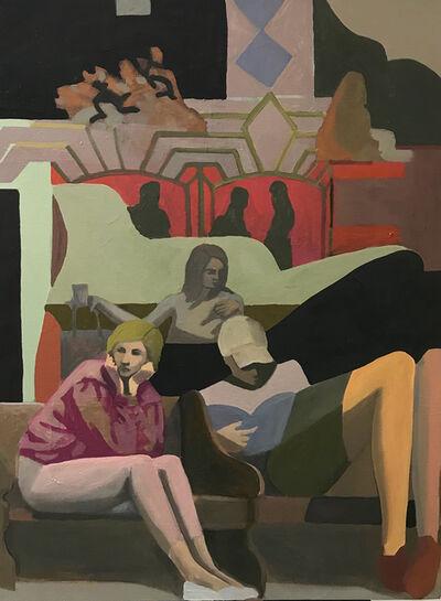 Sarah Lubin, 'Delayed', 2018