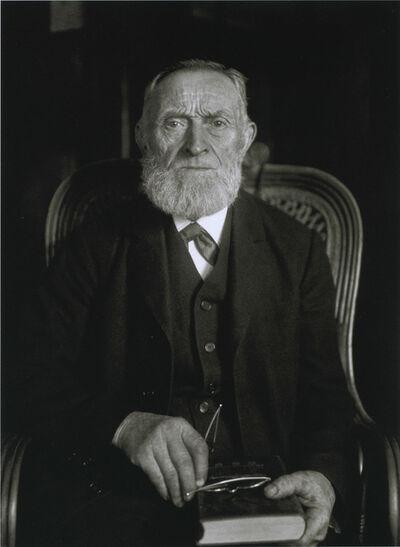 August Sander, 'The Militant or Revolutionary', 1912