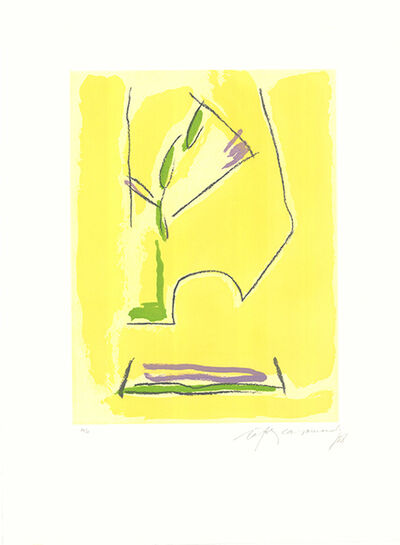 Albert Ràfols-Casamada, 'Terrasses-1', 1988