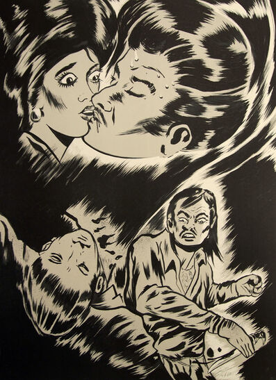 Dr. Lakra, 'Beso', 2009