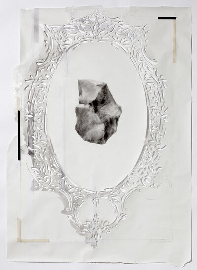 James Drake, 'Drawing With Frame', 2010