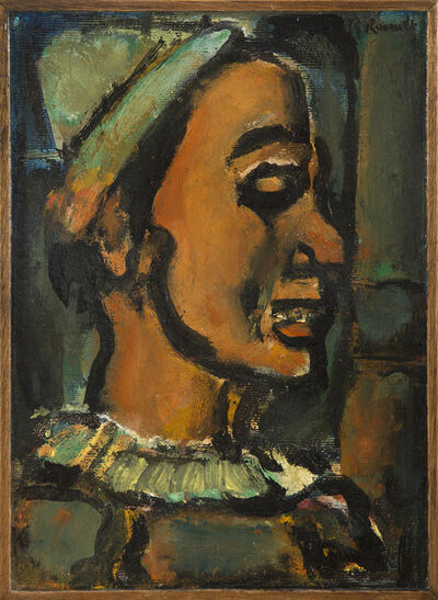 Georges Rouault, 'Le clown Jim', 1946