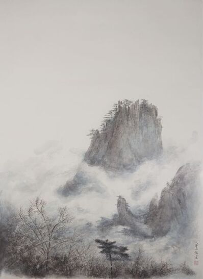 Zeng Xiaojun 曾小俊, 'Yellow Mountain No. 3 ', 2014