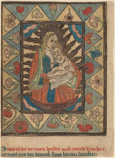 'The Madonna and Child', ca. 1500