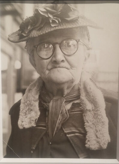 Vivian Maier, 'Untitled, n.d, Glasses and Hat Rare Lifetime Print ', n/a