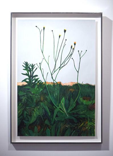 Camille Brès, 'Touffe d'herbes', 2020