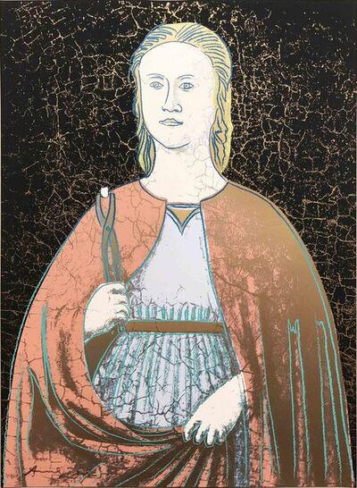 Andy Warhol, 'Saint Apollonia II.331', 1984