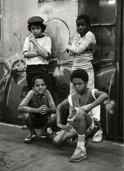 Jamel Shabazz, 'Faces from the Underground, NYC ', 1980