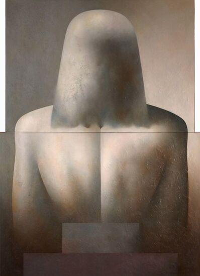 Roman Kriheli, 'Being 1', 1987