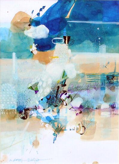 Mohammad Al Ameri, 'Bright Painting', 2020
