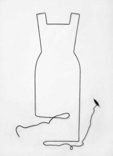 Annette Turrillo, 'La Poétique du Silence IX (pieza única)', 2021