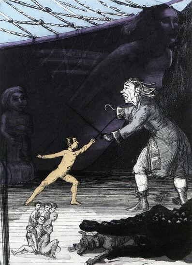 Paula Rego, 'Peter Pan: Hook and Peter', 1992