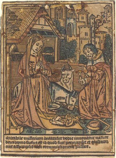 'The Nativity', 1490/1500