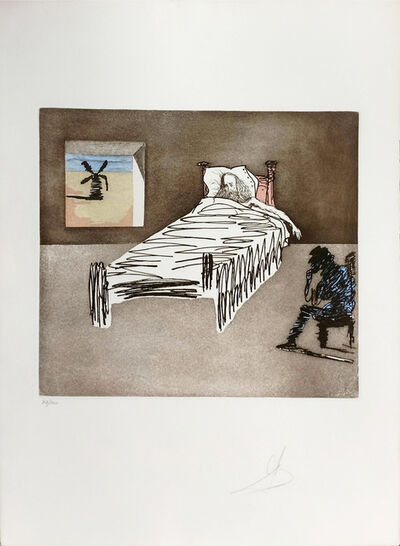 Salvador Dalí, 'LE LEGACY', 1981