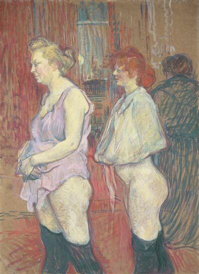 Henri de Toulouse-Lautrec, 'Rue des Moulins, 1894', 1894