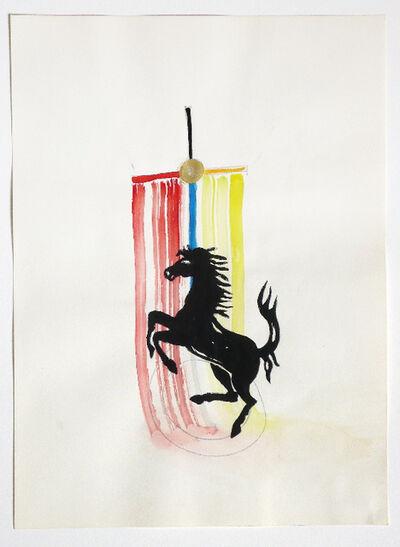 Ian Anüll, 'Untitled (Serie Richtungen)', 1987
