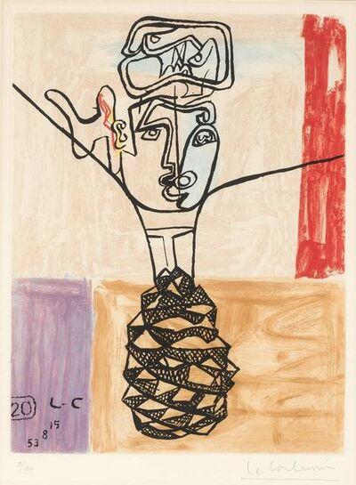 Le Corbusier, 'UNITÉ XX', 1953