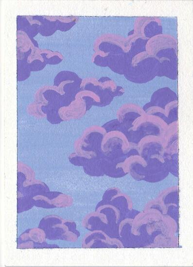 Donia, 'ATC - Clouds 1', 2018