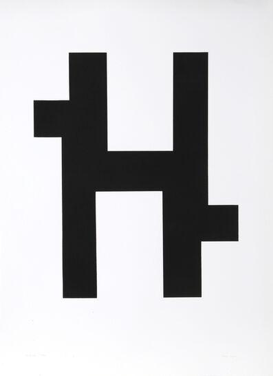 Nassos Daphnis, 'SS 2-78', 1978