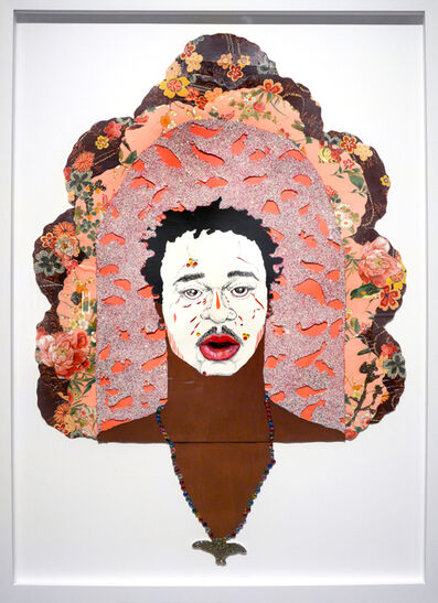 Ebony G. Patterson, 'Untitled (Disciple VII) from Gangstas for Life', 2008
