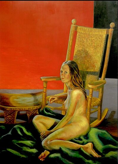 Elodia Arellano Fanjul, 'Cacique's Chair', 2011