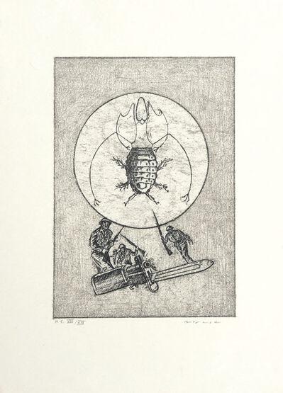 Max Ernst, 'XXIII1', 1972