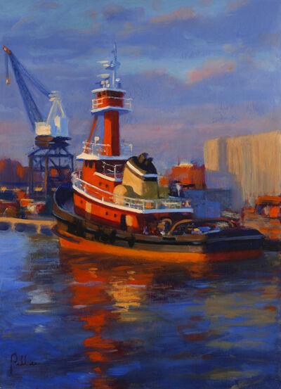 Joseph Peller, 'Tug at Sunset', 2014