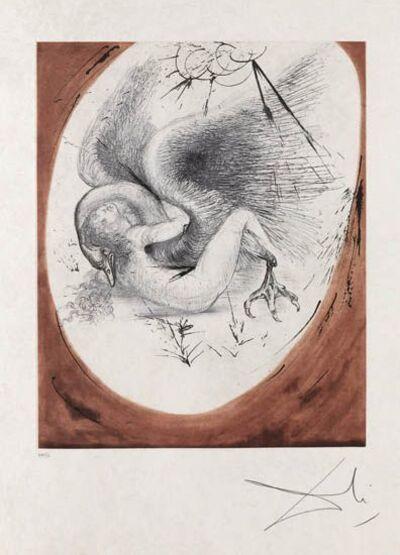 Salvador Dalí, 'Leda and Swan', 1964