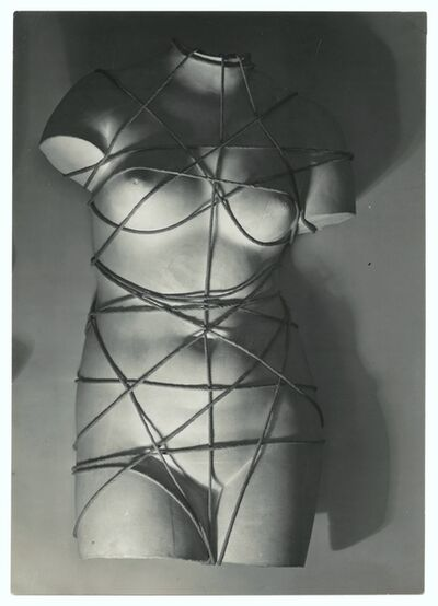 Man Ray, 'Torso', 1936