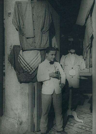 Horacio Coppola, 'Sastreria en el Barrio de la Boca, Buenos Aires  ', 1936