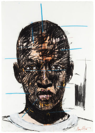 Nelson Makamo, 'Untitled', 2021
