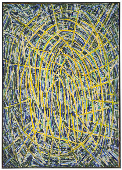 Pol Bury, 'Composition abstraite', 1949