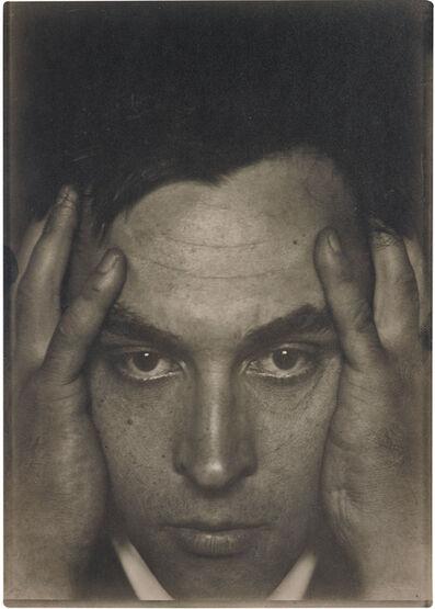 Stanislaw Ignacy Witkiewicz (Witkacy), 'Self-Portrait', 1912-1914