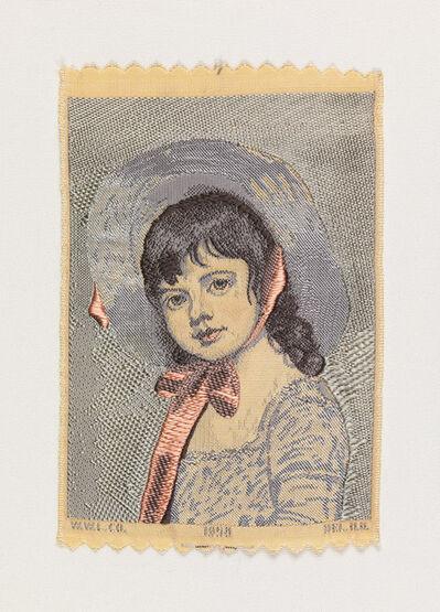 Warner-Artex, 'Miss Juliana Willoughby (1781-1783) by George Romney (1734-1802)', 1958