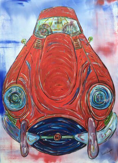 David Harper, 'E-Type Jag', 2016