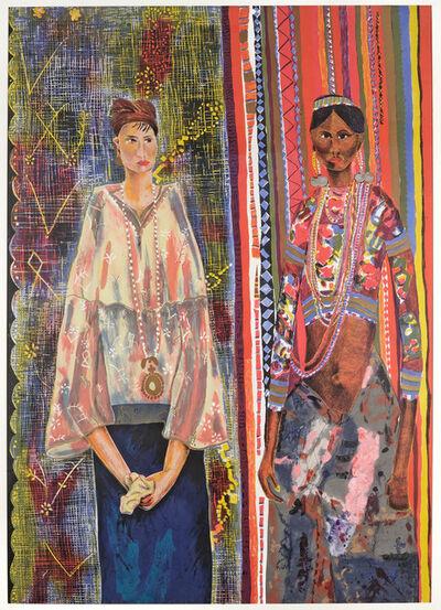 Pacita Abad, 'Filipina: A Racial Identity Crisis', 1992