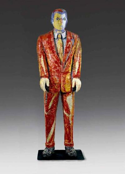 Viola Frey, 'Fire Suit', 1983