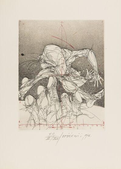 Vladimir Velickovic, 'Untitled', 1976