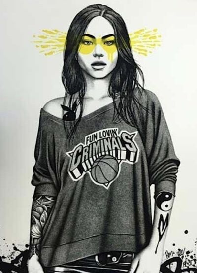 Fin Dac, 'Criminal Yellow', 2016