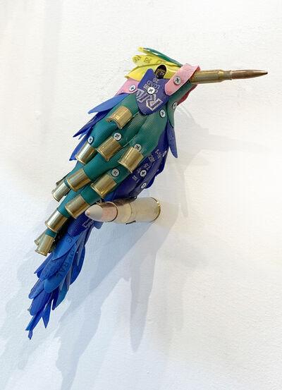 Federico Uribe, 'Blue Bird', 2019