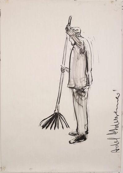 Adel Abdessemed, 'Trabajo', 2015