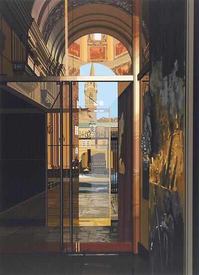 Richard Estes, 'Salzburg (Salzburg Cathedral)', 1983