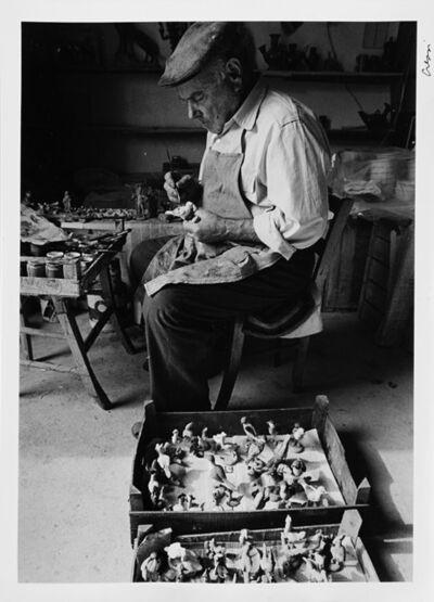 Mario Cresci, 'Untitled (Craftsman)', anni 1980